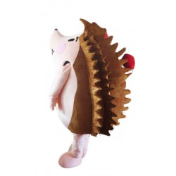 Cute Hedgehog Mascot Costume Free Shipping