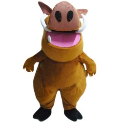 Cartoon Lion King Punba Mascot Costume Free Shipping