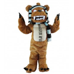 Cartoon Little Monster Mascot Costume Free Shipping