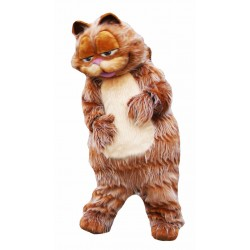Adorkable Garfield Cat Mascot Costume