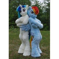 My Little Pony Adult Mascot Costume