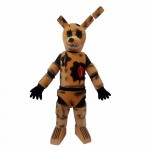 Five Nights At Freddy's Toy Brown Bunnie Mascot Costume