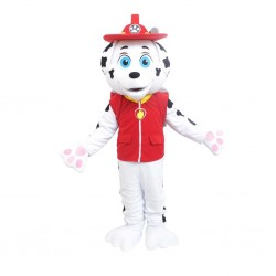 Paw Patrol Cartoon Mascot Costume