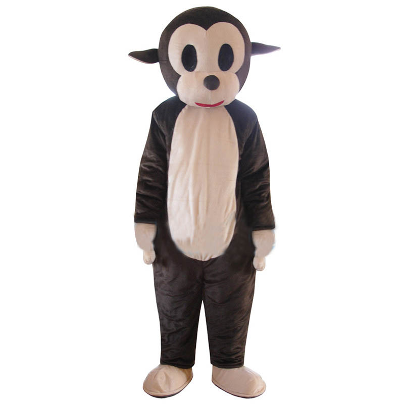 Lovely Monkey Mascot Costume