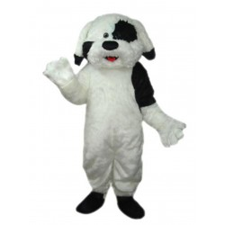 Cute Dog Adult Mascot Costume