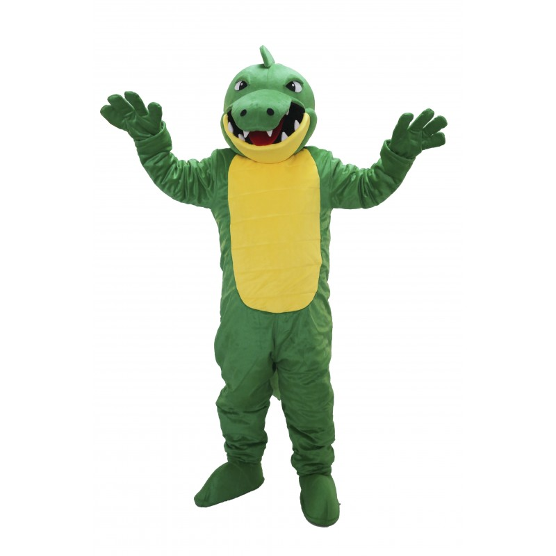 Big Mouth Crocodile Lightweight Mascot Costume