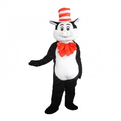 Magic Cat Mascot Costume