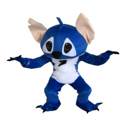 Hot Lilo Stitch Mascot Costume