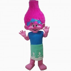 Trolls Sven Mascot Costume for kids party or function