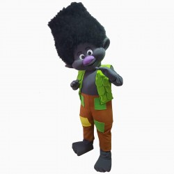 Trolls Sven Mascot Costume party or function