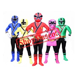 Power Rangers Samurai Mascot Costume