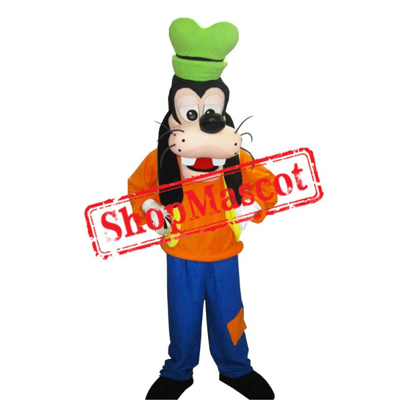 Mouse Clubhouse Regular Mr. Goof Mascot Costume