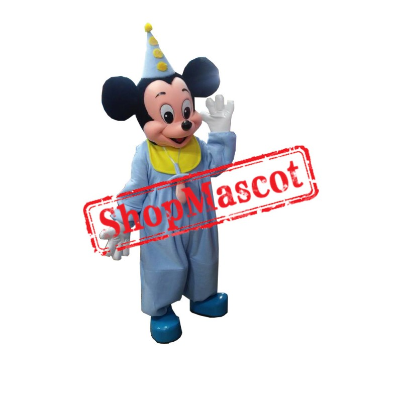 Mouse Clubhouse Baby Mouse Mascot Costume