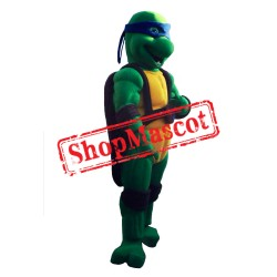 Blue Ninja Turtle 1 Mascot Costume