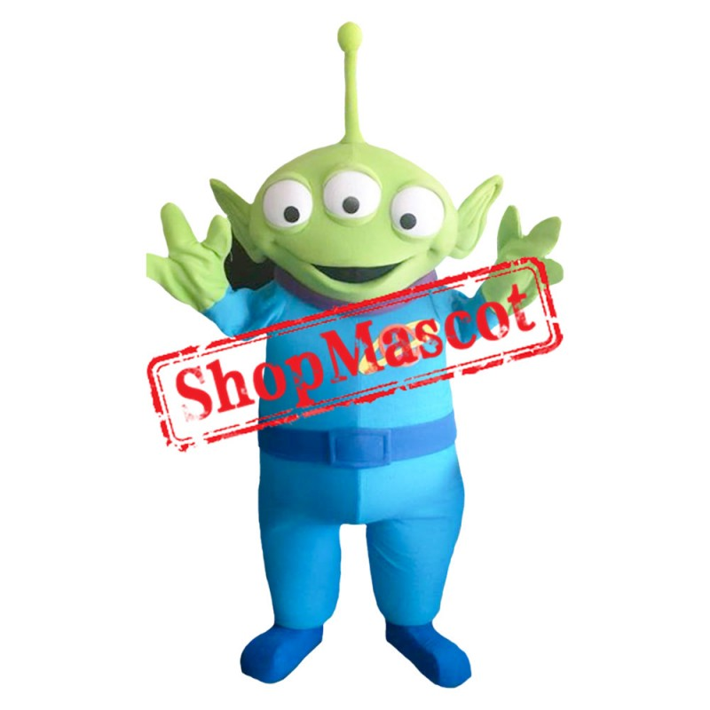 Toy Story Aliens Mascot Costume