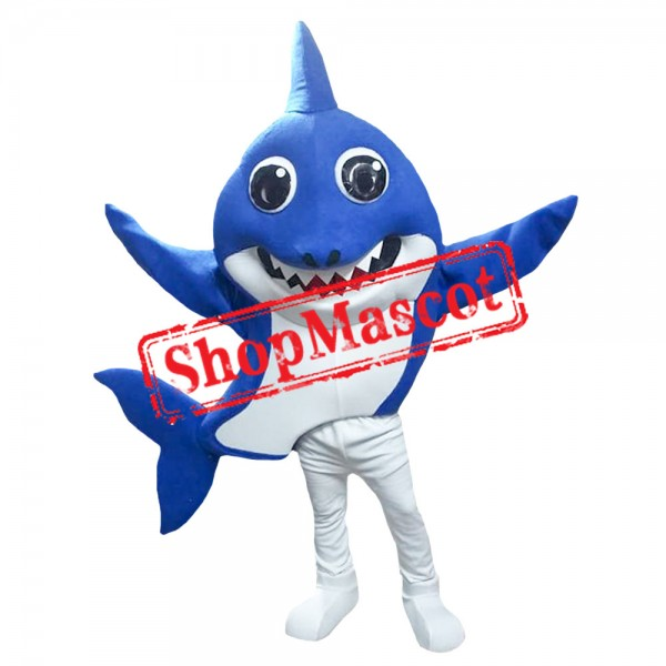 Daddy Shark 1 Mascot Costume