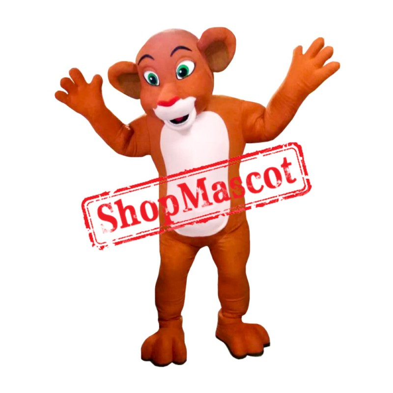 Lion King Costume Nala Mascot Costume