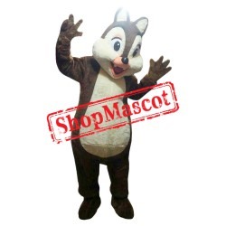 Mouse Clubhouse Chipmunks Chip Mascot Costume