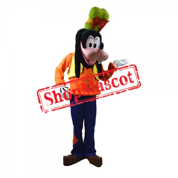 Mouse Clubhouse Deluxe Mr. Goof Mascot Costume