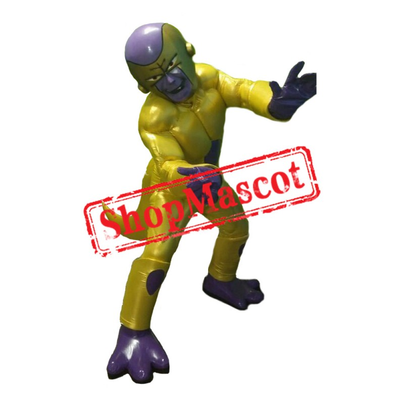 Frieza Dragon Ball Mascot Costume