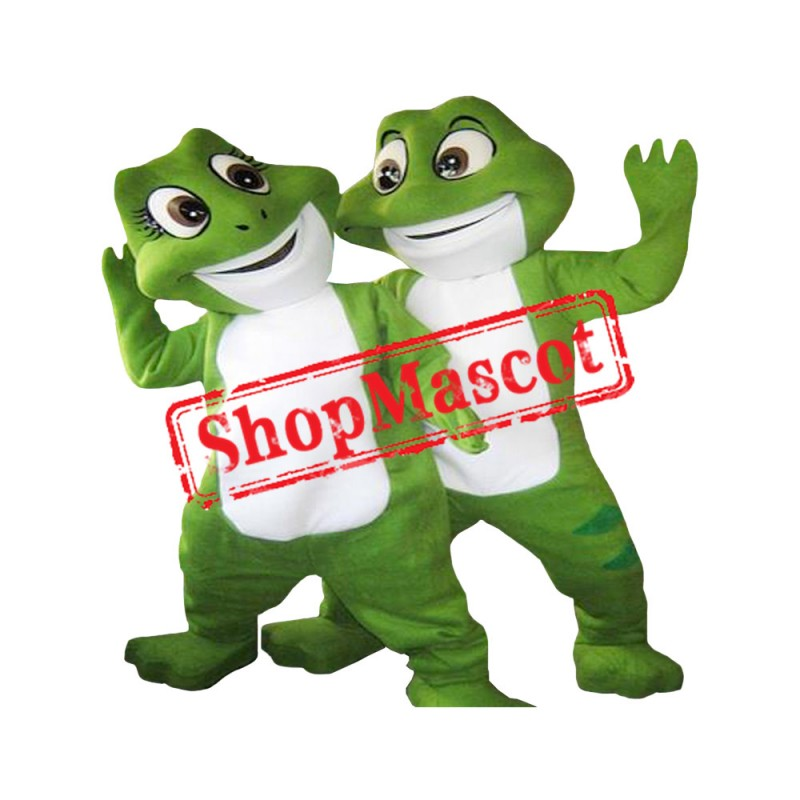 Princess Frog Mascot Costume
