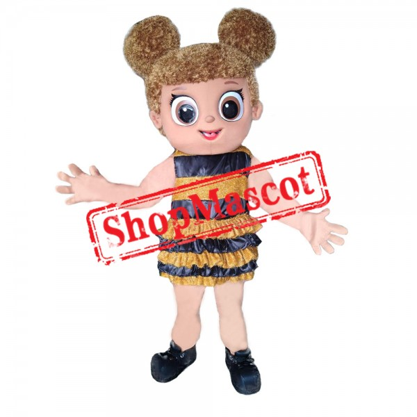 LOL Surprise Doll Queen Bee 1 Mascot Costume