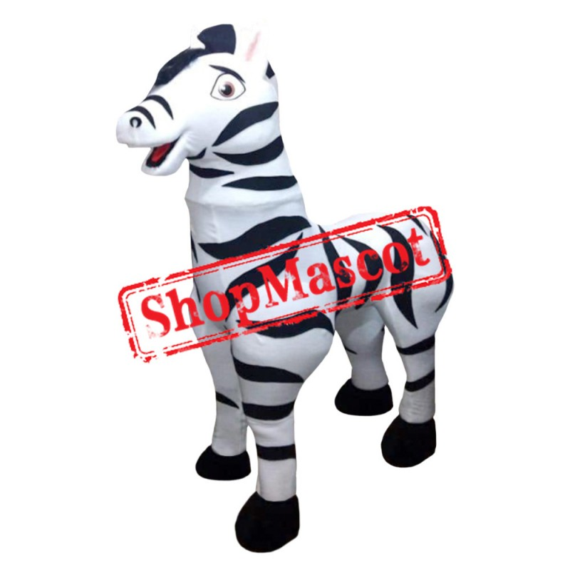 Lion King Costume Zebra Mascot Costume