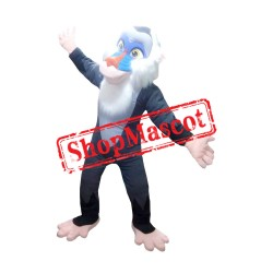 Lion King Costume Rafiki Mascot Costume