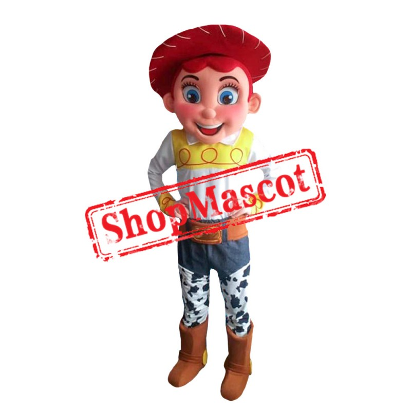 Regular Miss Jessy Mascot Costume