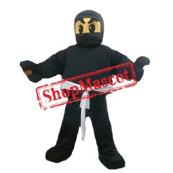 Cole Black Ninjago Mascot Costume