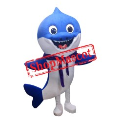 Daddy Shark 2 Mascot Costume