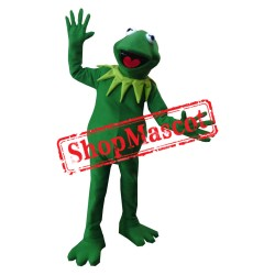 The Muppets Show Kermit The Frog Mascot Costume