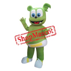 Gummy Bear Mascot Costume