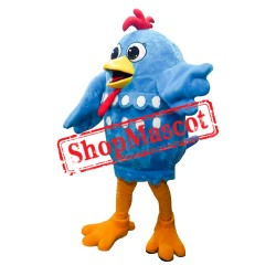 Lottie Dottie Chicken Mascot Costume