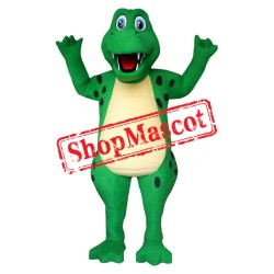 Alligator 2 Mascot Costume