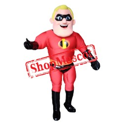 The Incredibles Mr. Incredible 2 Mascot Costume
