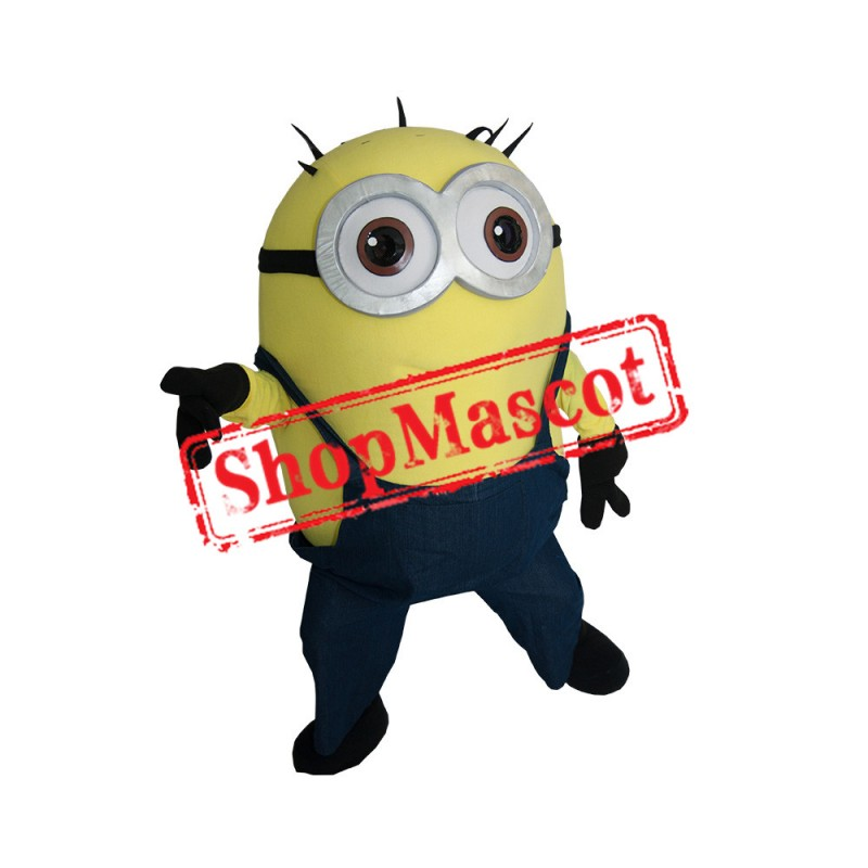 Bob The Minion Mascot Costume
