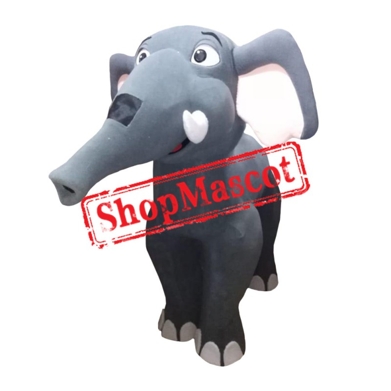 Lion King Costume Elephant Mascot Costume