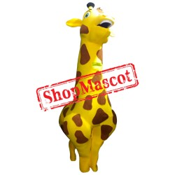 Lion King Costume Giraffe Mascot Costume