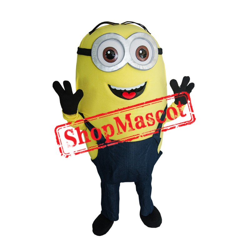 Tim The Minion Mascot Costume