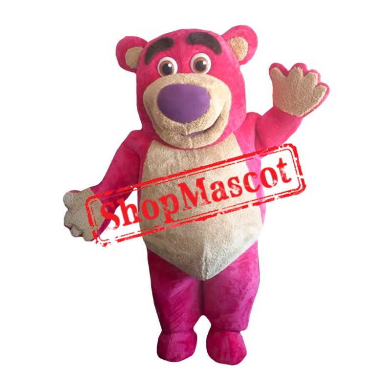Toy Story Lotso Bear Mascot Costume