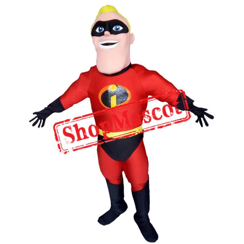 The Incredibles Mr. Incredible Mascot Costume