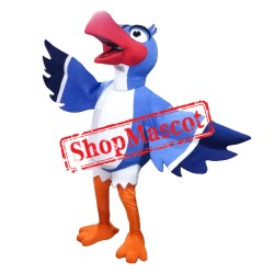 Lion King Costume Zazu Mascot Costume