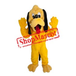 Mouse Clubhouse Mr. Plu Dog Pluto Mascot Costume