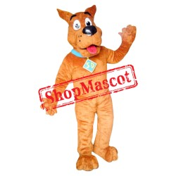 High Quality Scooby Doo 2 Mascot Costume