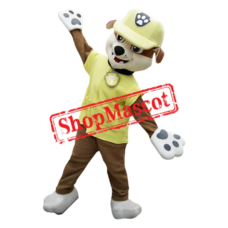 English Bulldog Mascot Costume