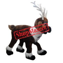 Sven The Reindeer Mascot Costume