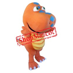 Dinosaur Train Mascot Costume