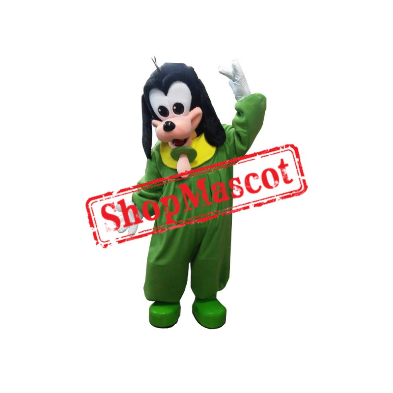 Mouse Clubhouse Baby Mr. Goof Mascot Costume