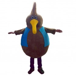 Brown Bird Mascot Costumes Free Shipping